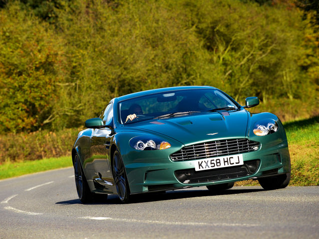 Aston Martin has always made some of the most beautiful interiors