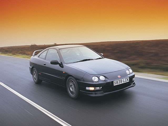 The DC2 Integra is still considered to be one of the best front-wheel drive cars of all time