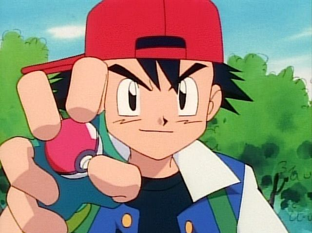 What was Ash's second Pokemon ever (after Pikachu, of course!)