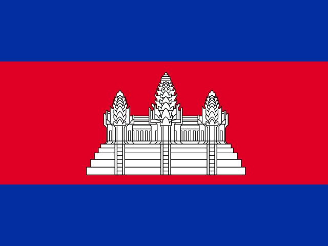 The official language of Cambodia is...