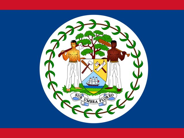 Belize is located in...