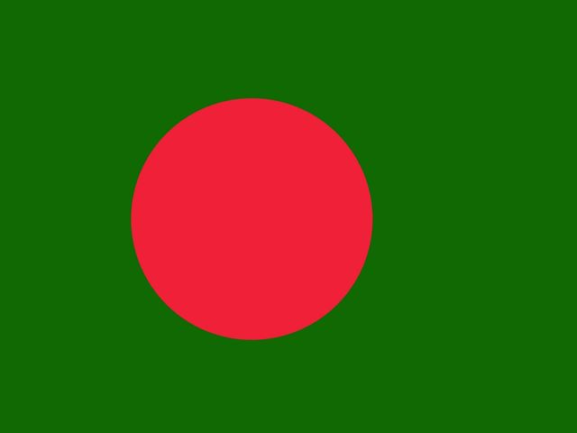 The official language of Bangladesh is...