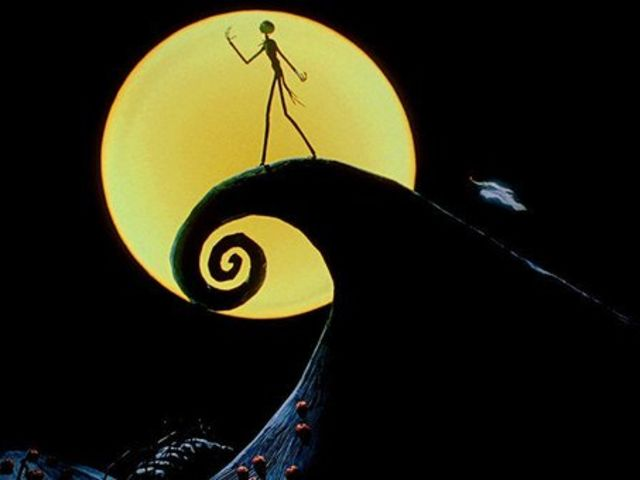 The Nightmare Before Christmas came out in 1993, with the Lion King only a year behind it in 1994. Mulan didn't hit theaters until 1998.