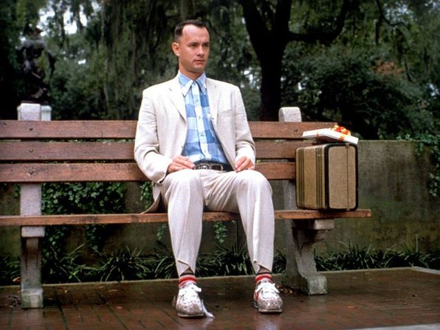 Forrest Gump hit theaters in 1994. Se7en came out in 1995, and Titanic debuted in 1997!