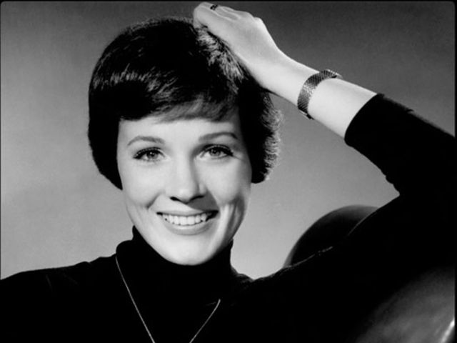 This actress is most known for her roles in legendary musicals such as The Sound of Music and Mary Poppins