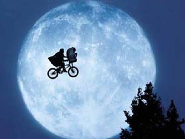 E.T. is Steven Spielberg's highest grossing movie when adjusted for inflation.
