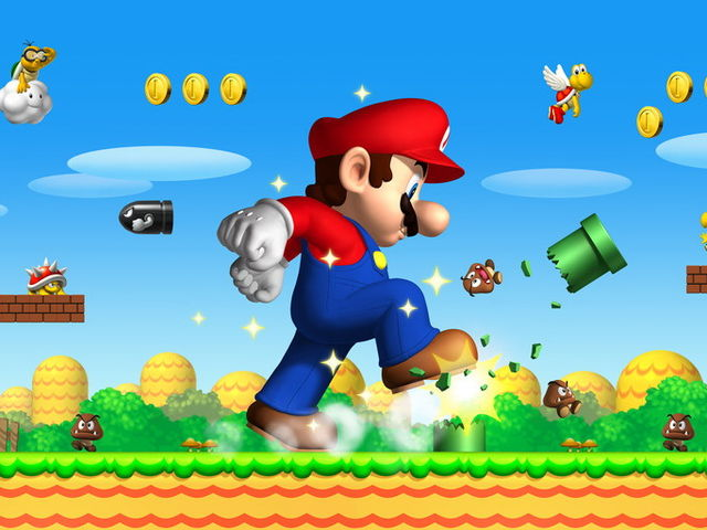 At over 500 million video games sold, the Mario franchise is the best selling video game series.