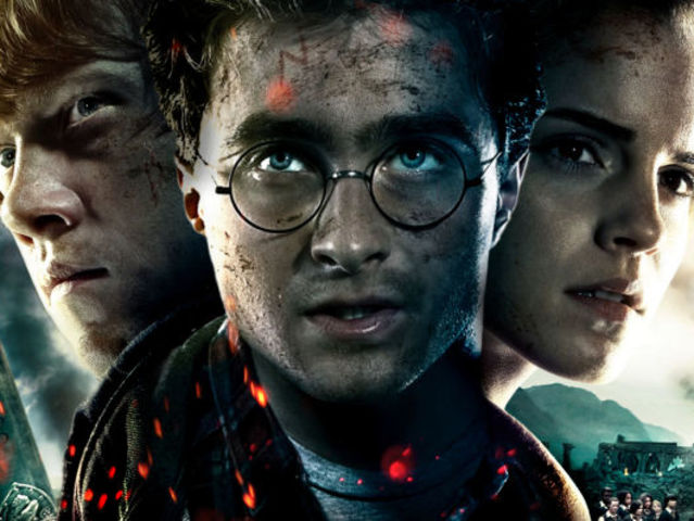 Going by worldwide gross, which Harry Potter movie was the lowest grossing movie in the series?