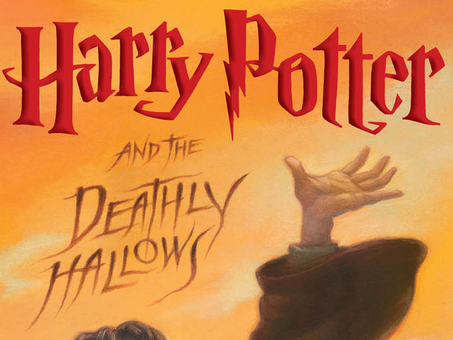 Harry Potter and the Deathly Hallows sold the least amount of copies at approximately 50 million units.