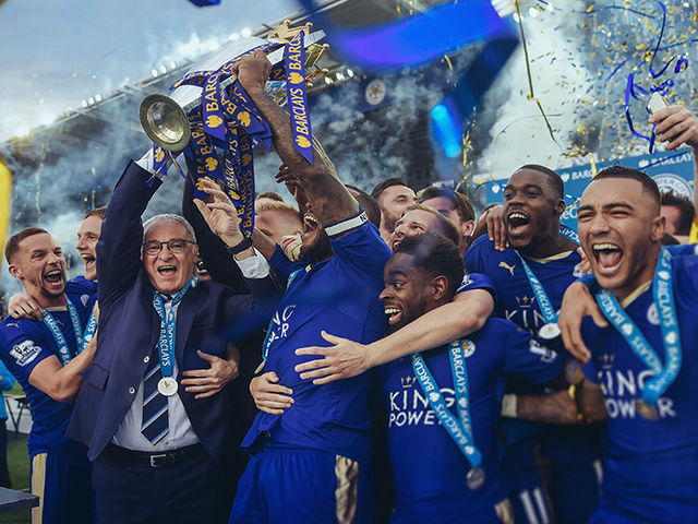 Leicester City were surprise first-time winners of the Premier League this year. What chance did bookies famously give them to start the season?