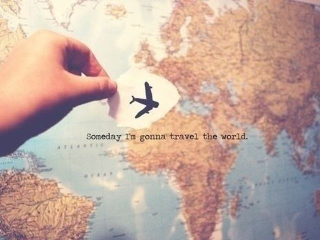 Where would you travel?