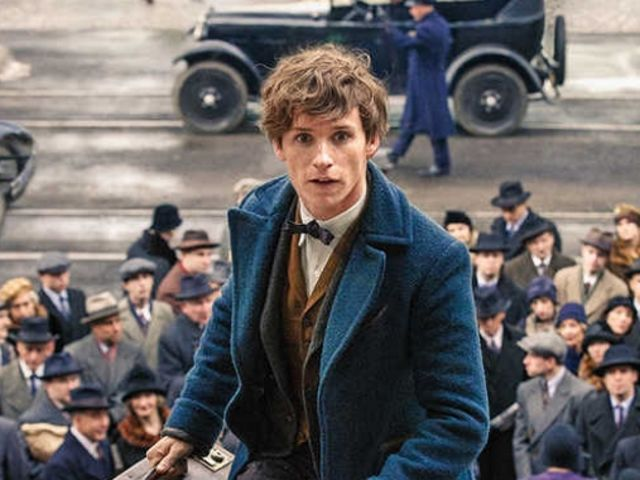 What is this Fantastic Beasts character's name?