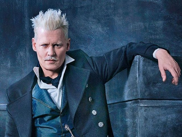 This is Gellert Grindelwald, who is basically wizard Hitler.