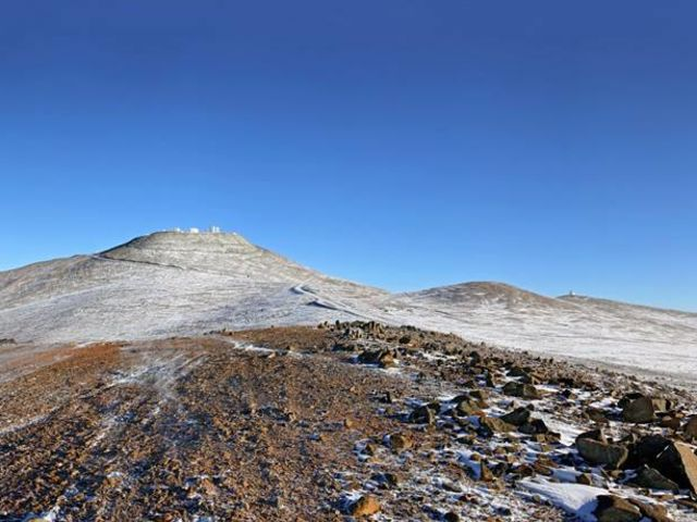 In 2011, the Atacama Desert in Chile, one of the driest places on Earth, received nearly 32 inches of snow thanks to a cold front. Where did the cold front come from?