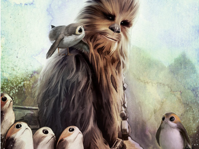 Which Porgs are Male?