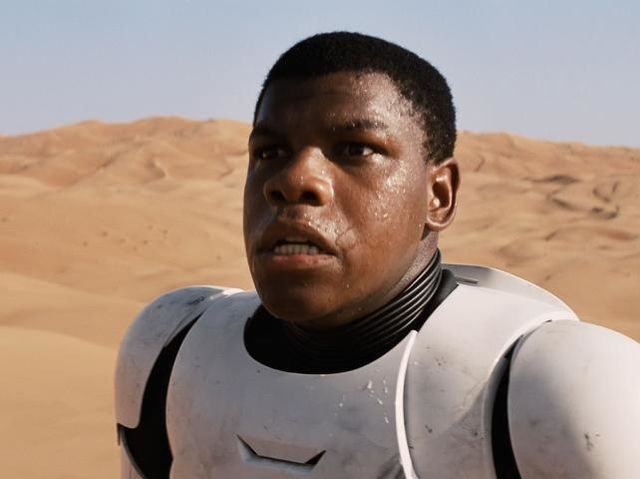 Finn's Stormtrooper designation was:
