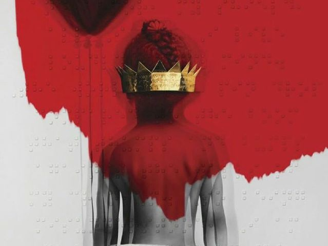 Anti includes __ tracks.  The deluxe version has __ tracks.