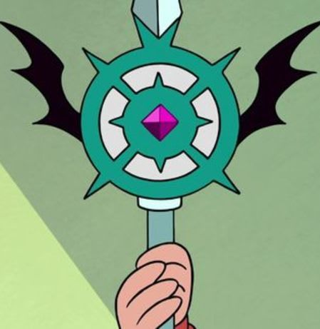star and the forces of evil wand
