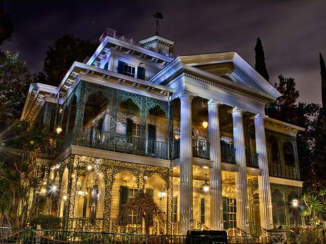 Disneyland opened its Haunted Mansion in 1969, making it a staple of American culture.