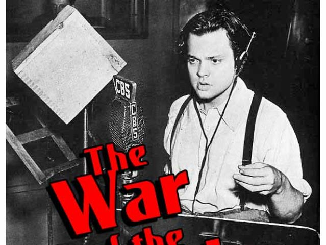 "Orson Welles' ""The War of the Worlds"" caused mass panic when listeners thought a real alien invasion was taking place in America."
