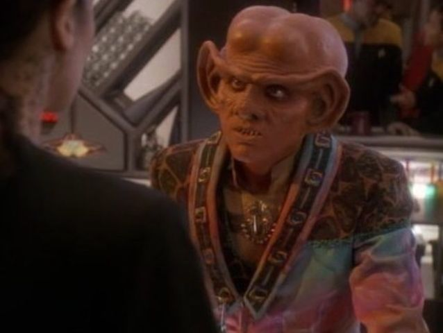 DS9: Who was Quark's best customer and inspired by a Cheers character?