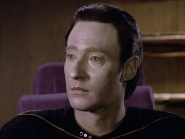 TNG: Which inventor created Data?