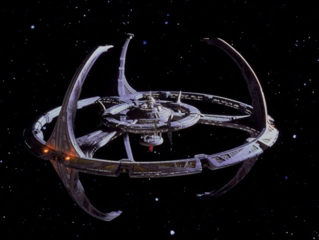 Deep Space 9 was renamed by the Federation and Bajorans when they took control.