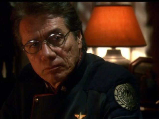 BSG: What is the first name of Edward James Olmos' son, who played viper pilot Hot Dog?