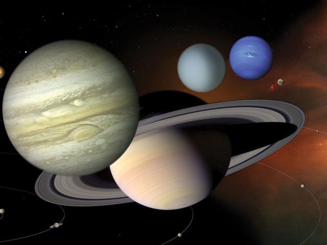 Test: ¿Cuánto sabes del Sistema Solar?