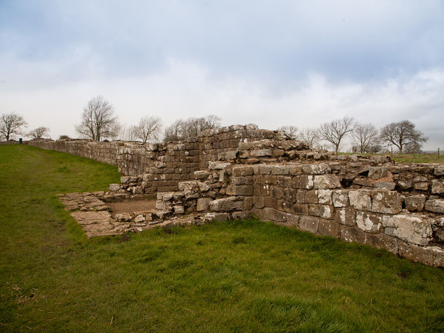 Each Hadrian's Wall Turret also has a Milecastle Number. What number is Black Carts Turret?