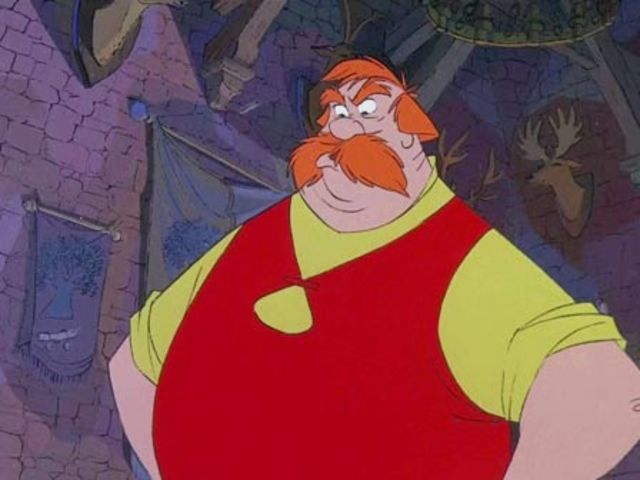 This big fellow from The Sword In The Stone is...