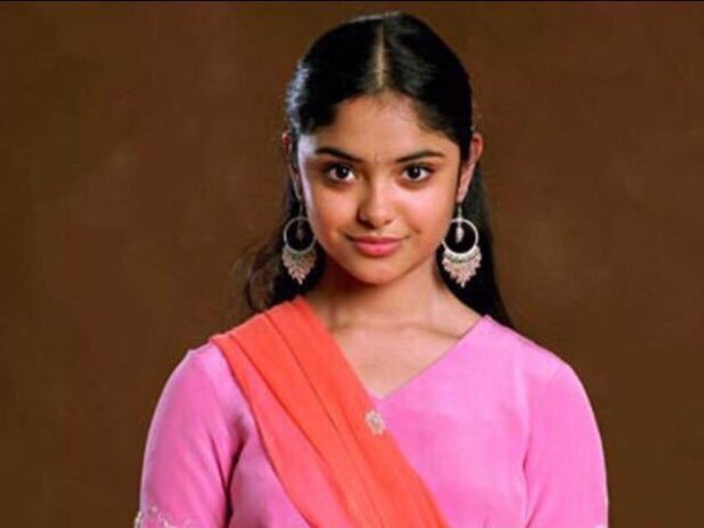 This is Padma Patil! She was Ron's date to the Yule Ball!