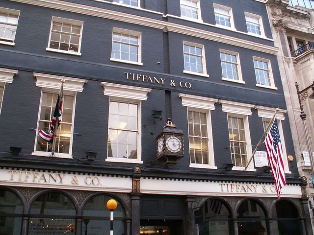 A Federal district court judge in NYC ruled this week that which store owes jewelry maker Tiffany's more than $19 million for using the Tiffany name to market diamonds?