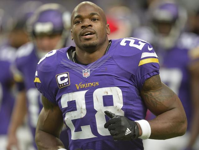 Adrian Peterson?