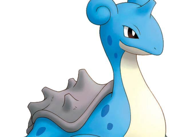 What type of Pokemon is Lapras?