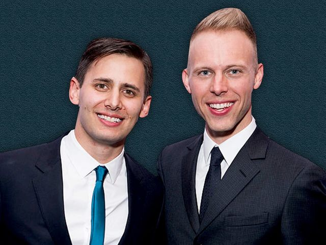 What was the name of Pasek and Paul's first show?