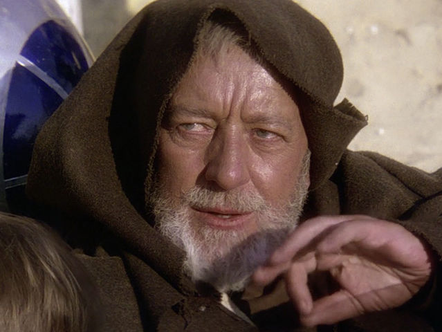 What is the Jedi mind trick?