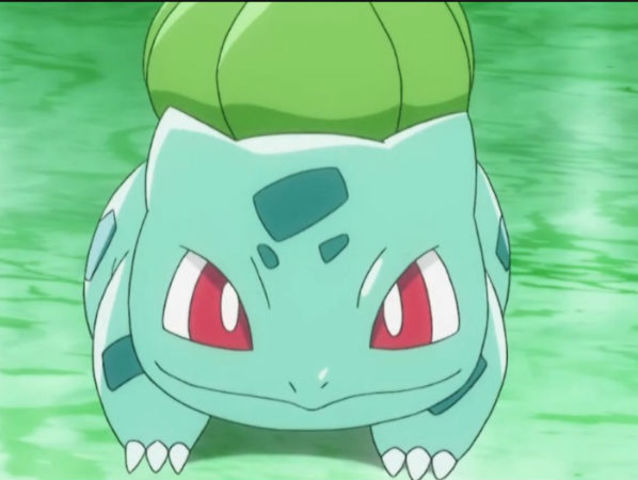 What is Bulbasaur's final evolution?
