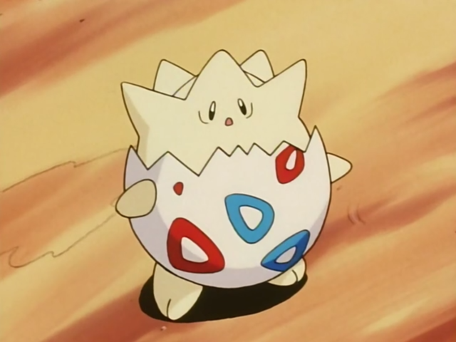 What is Togepi's final evolution?