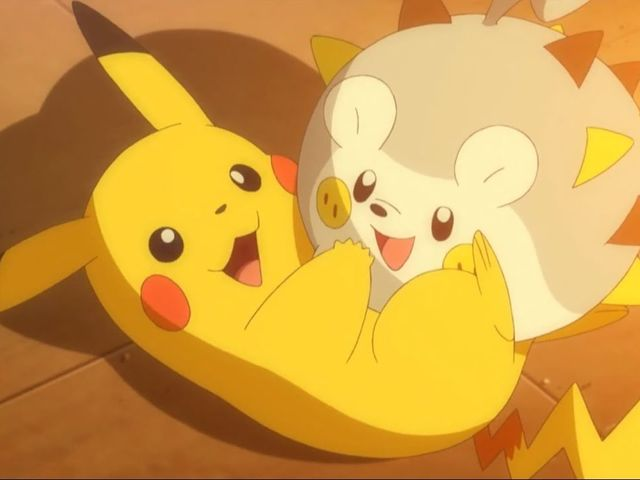 It's a Togedemaru!