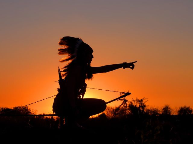 Name one American Indian tribe in the United States.