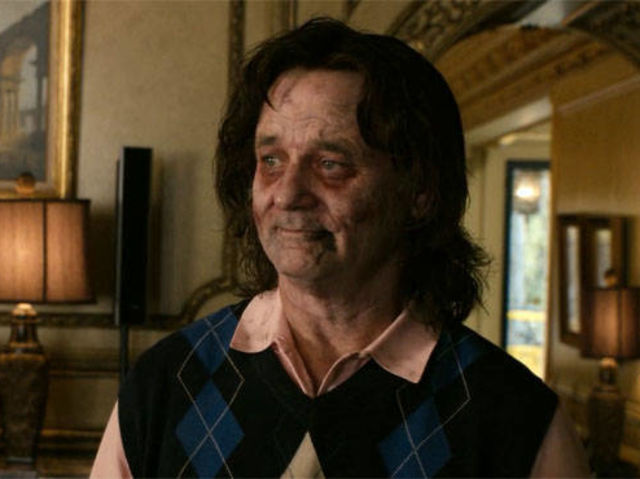 What zombie comedy would be complete without a special appearance by Bill Murray?
