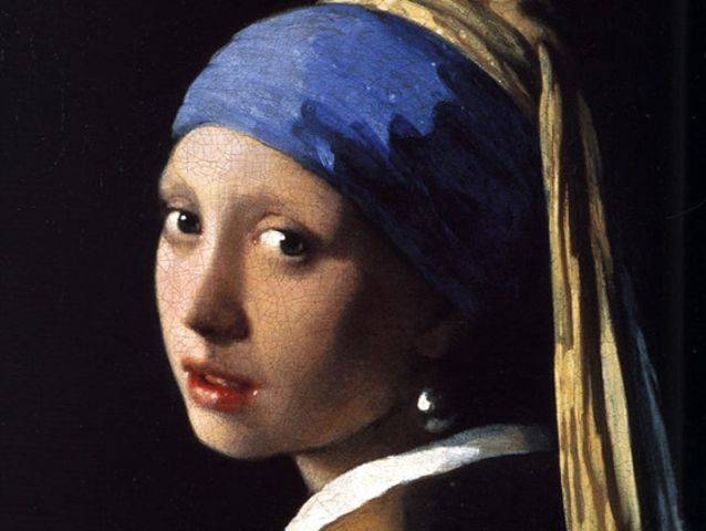 It's Girl with a Pearl Earring!