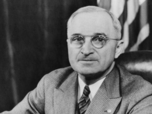 Harry S. Truman is from the great state of...