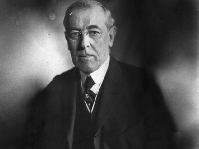 What state was home to Woodrow Wilson?