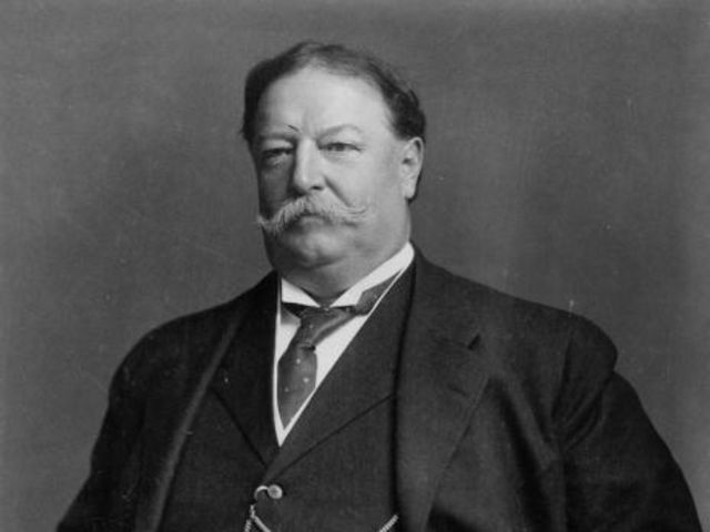 Where was William H. Taft from?