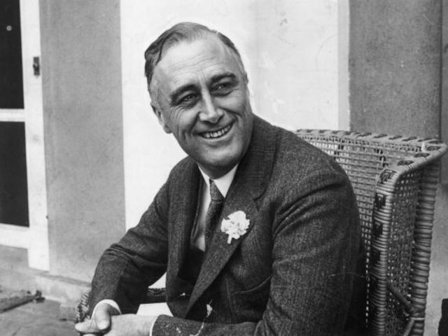 Franklin D. Roosevelt came from: