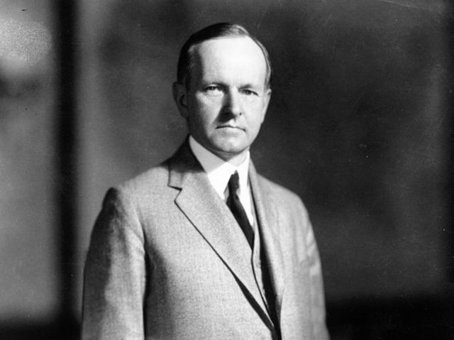 Calvin Coolidge is originally a native of...