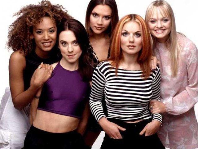 Fill in the blank: Baby Spice, Sporty Spice, Scary Spice, ___Spice and Ginger Spice!