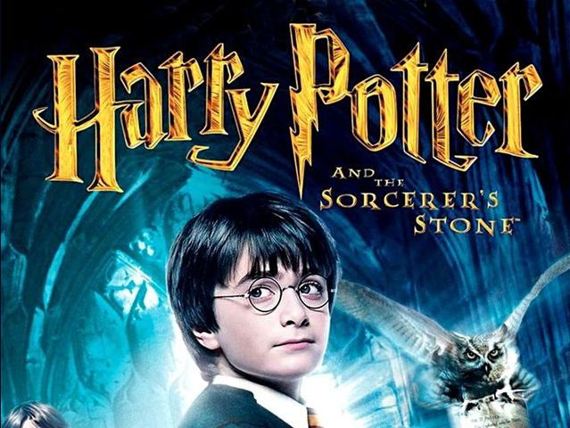 What year did the first Harry Potter book come out?